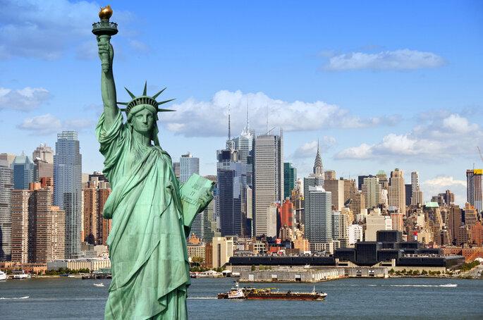 Estatua de la libertad - Foto: agencia de viajes ideal Tour