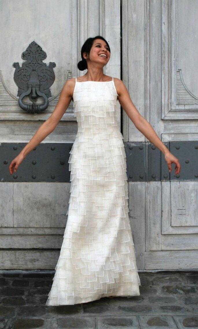 Robe de mariée Klimt longue - Jaya Concept 2012