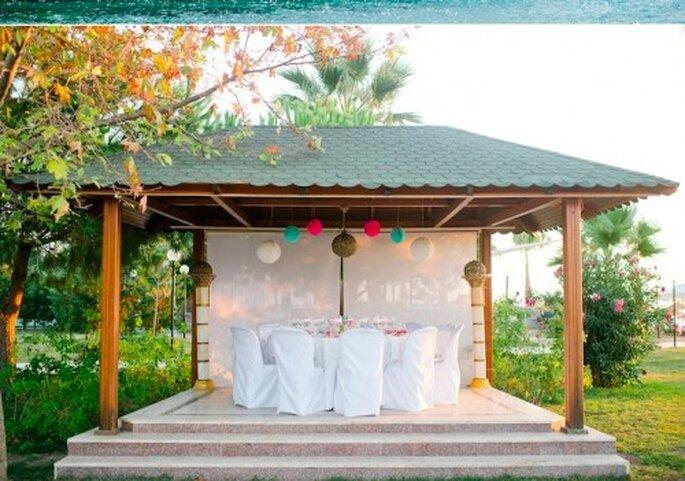 Hochzeitsfeier mit Freunden – Foto: nadia meli