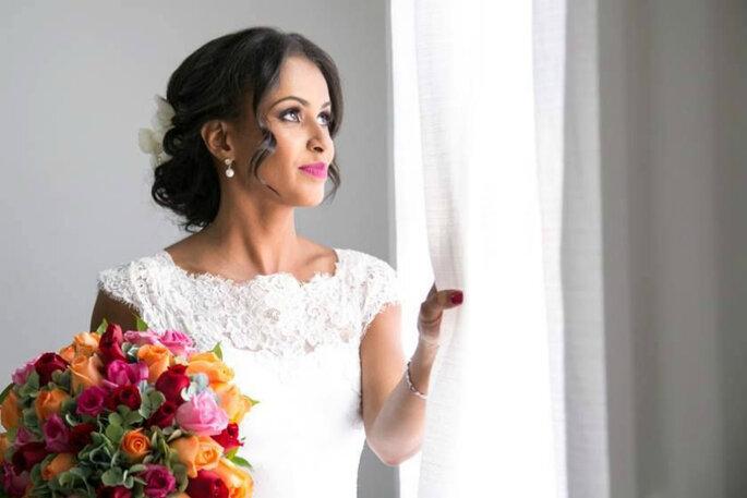 Alline Fonseca Makeup Artist e Hair | Foto Divulgação