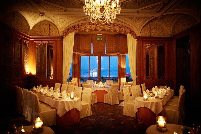 Schloss Schadau Rougemontsaal