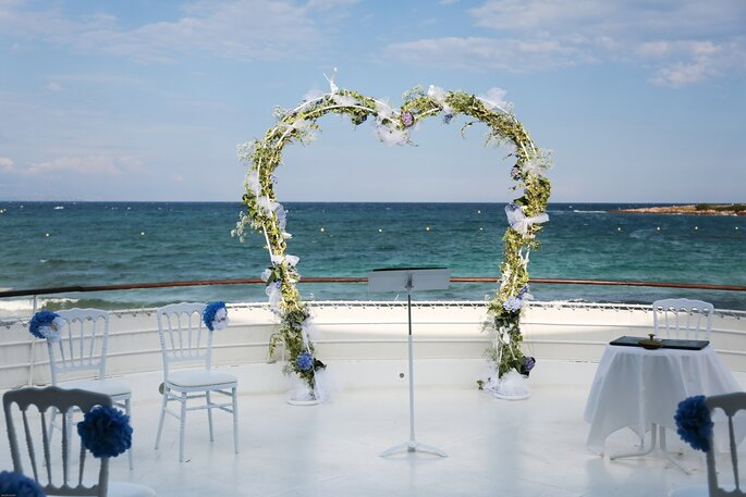 Photo : Flovinno Wedding Planner IDF PACA Normandie