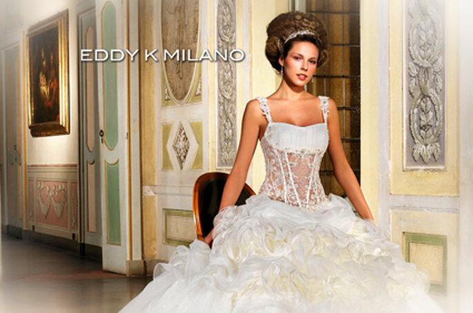 """Brautkleider von Eddy K - Kollektion 2010 """"Eddy K Milano"""""""
