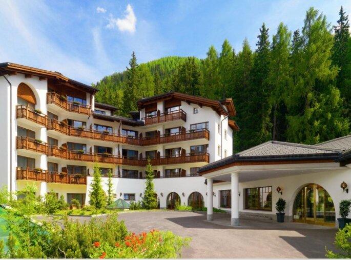 Arabella Davos Hotel Waldhuus