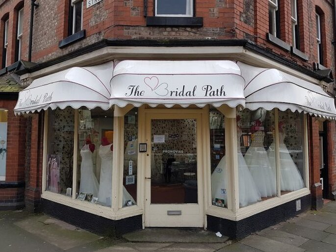 The Bridal Path via altrinchamunlimited