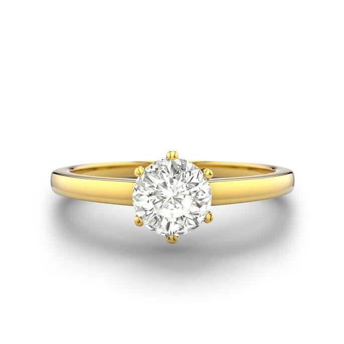21DIAMONDS - Diamantringe