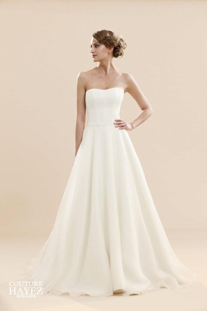 Couture Hayez Blanche