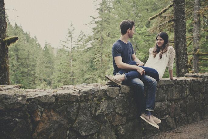 10 prácticas cotidianas para tener un matrimonio feliz. Foto- Terra Rothman Photography