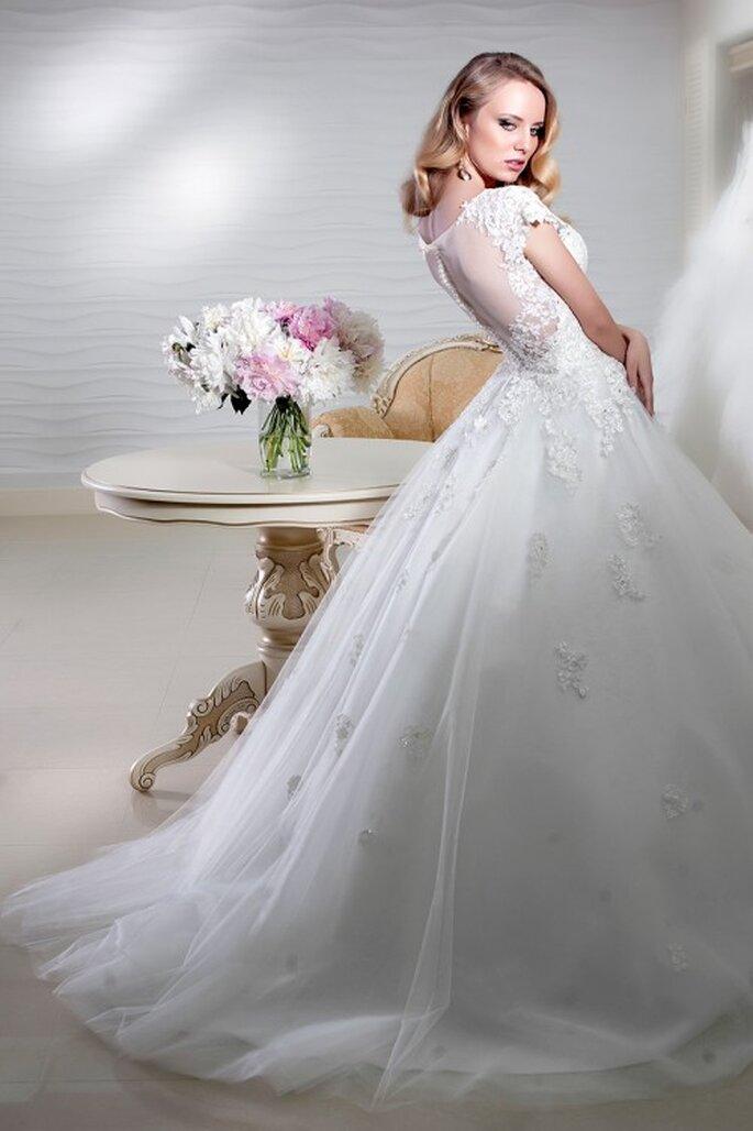 Robe de mariée Oksana Mukha 2014 - Modèle Maryl