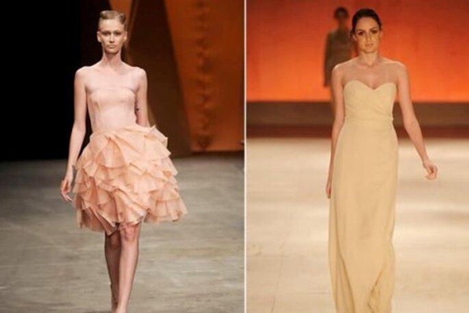 Moda e Tendências 2010 - nude