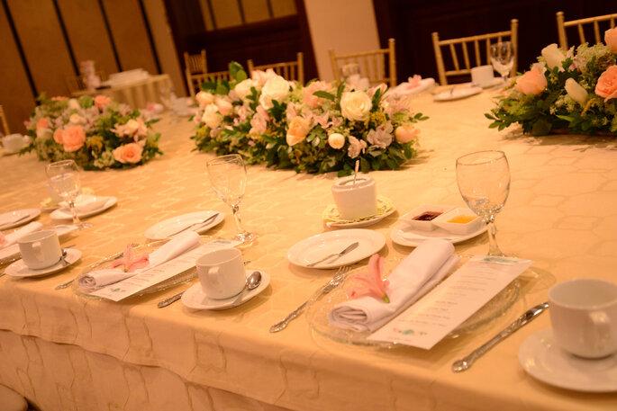 Primer Wedding Club en Perú. Decoración: Tzabar Catering Gourmet y Eventos / Créditos: Jorge Alva de zonanuevestudios