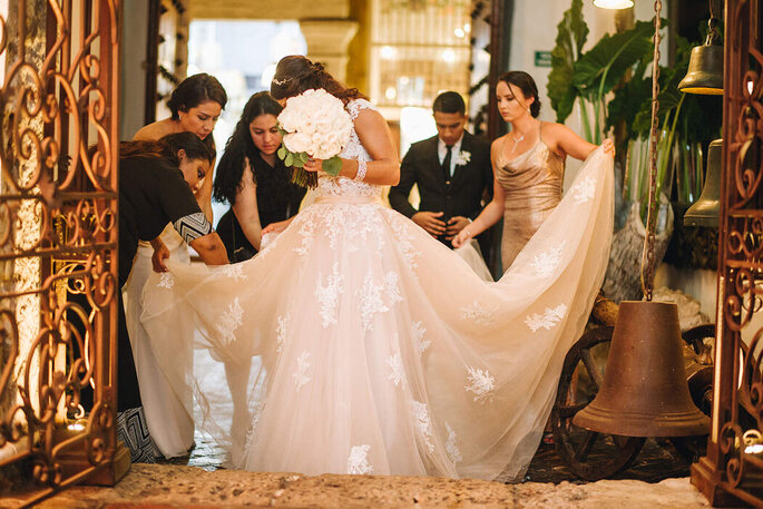 Mónica Schotborgh Wedding Planner Cartagena