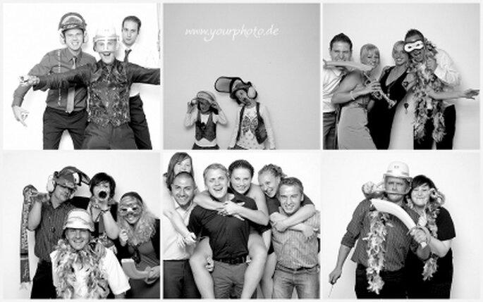 Beispiel Photobooth