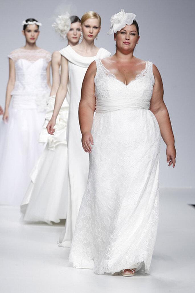 Vestidos de noiva XL - Cymbeline 2012