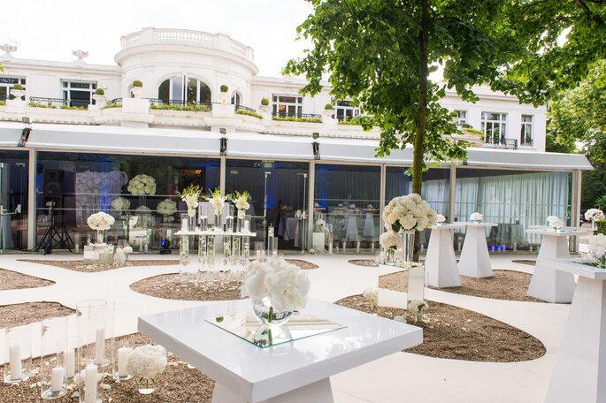 Le Pré Catelan, lieu de réception pour votre mariage à Paris