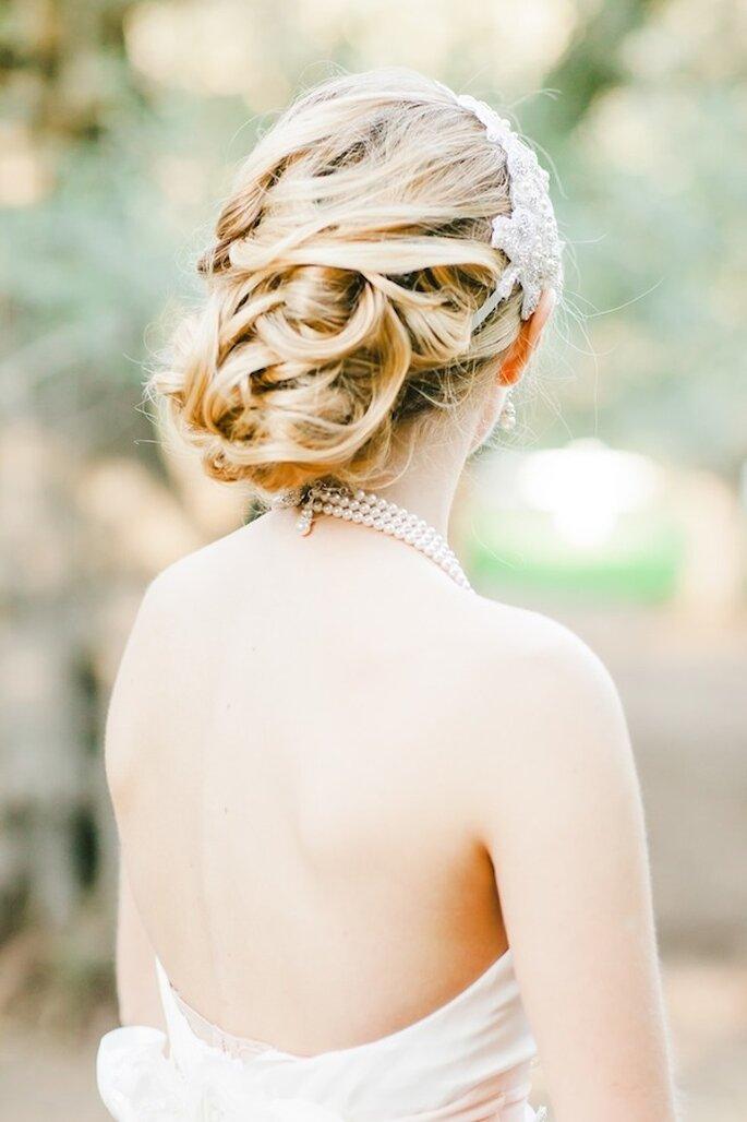 Atrévete a probar nuevos estilos de peinado, todos con un toque muy chic - Foto Avec L'Amour Photography