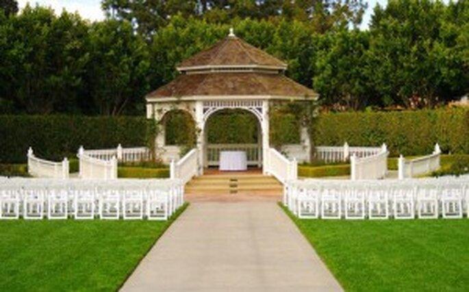 ¡Una boda en la que podrás estar en contacto con la naturaleza!