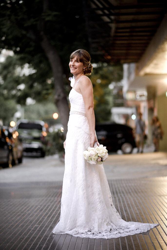"""Vestidos de novia """"Made in Argentina"""" por Paola Pascua"""