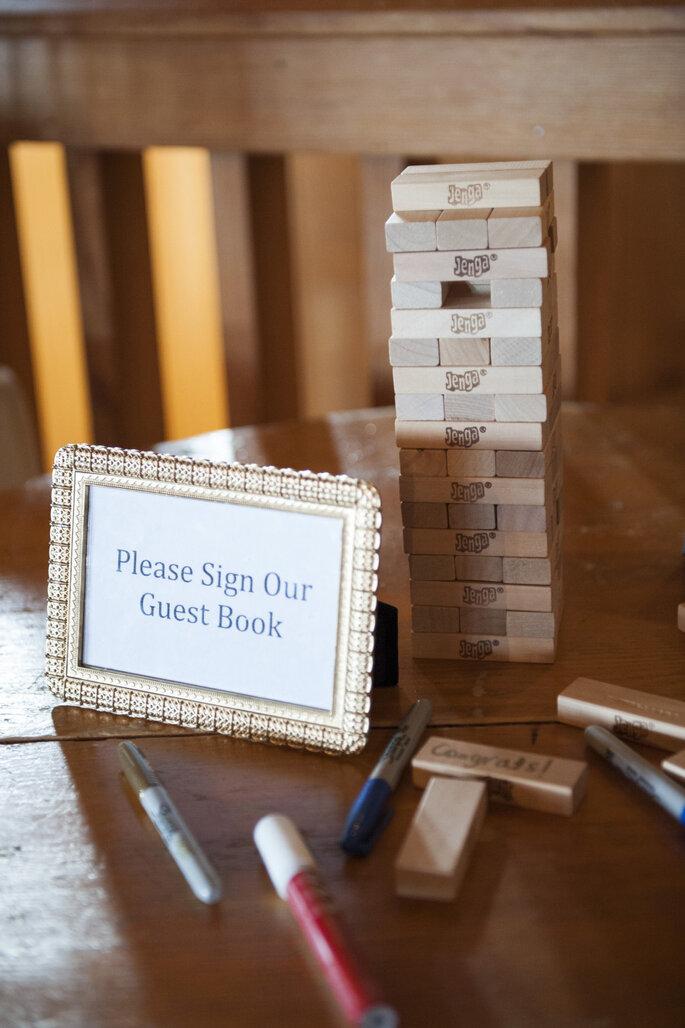 Las ideas más originales para recibir mensajes de los invitados en tu boda - Brinton Studios