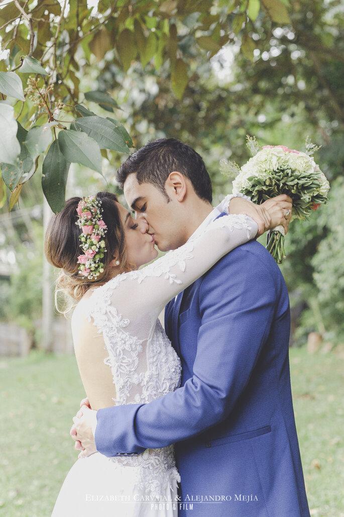 Foto: Elizabeth Carvajal y Alejandro Mejia