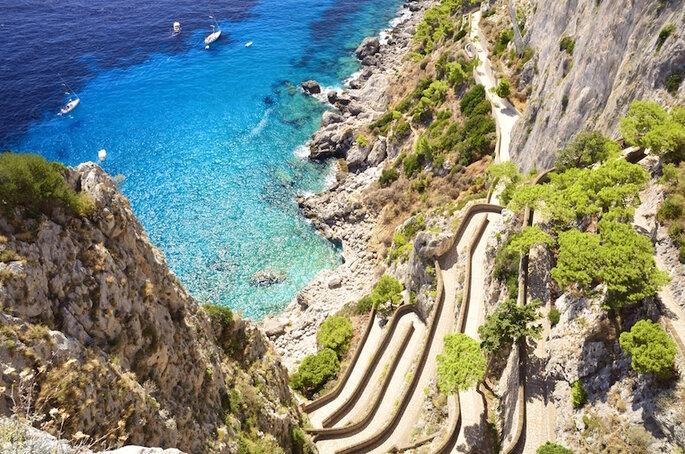 Capri - lukaszimilena en Shutterstock