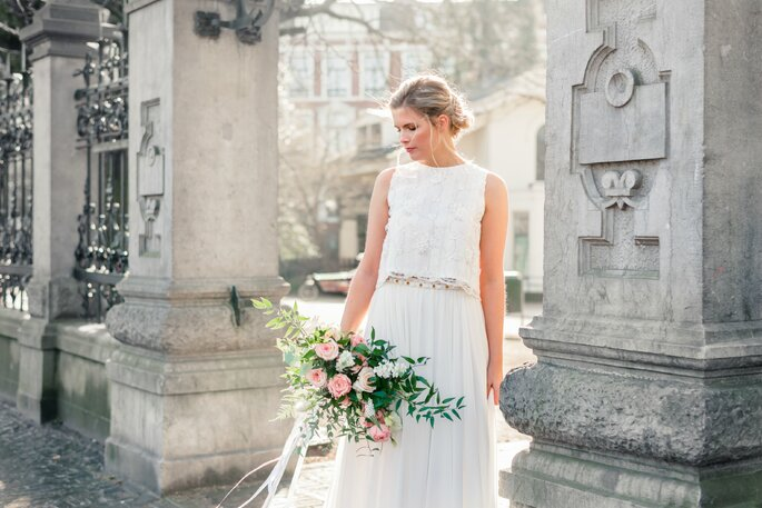 The Bridal Blush Foto: Happy Photographer
