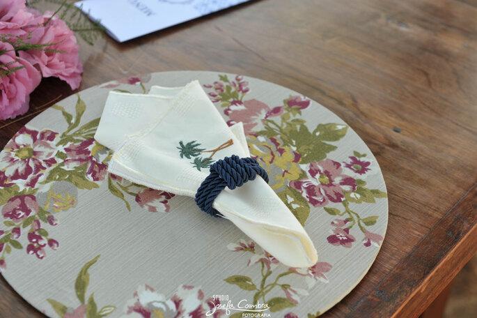 guardanapo mesa para casamento