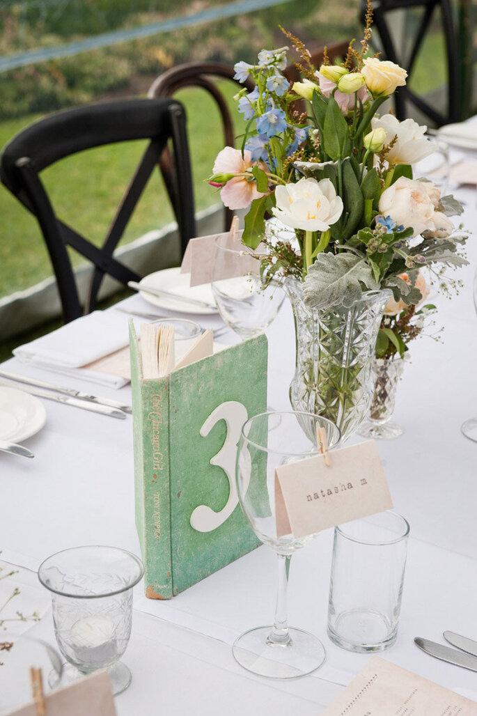 Libros para decorar tu boda - Studio Impressions Photography