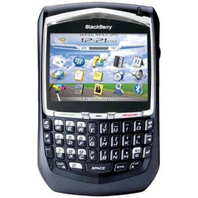 Nouvelle application BlackBerry pour organiser votre mariage