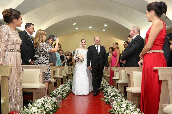 Momento mais marcante para a noiva