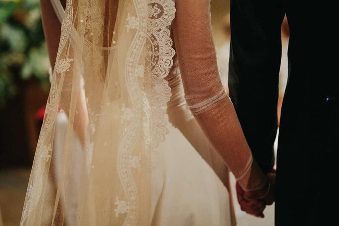 cómo guardar el vestido de novia en 5 pasos
