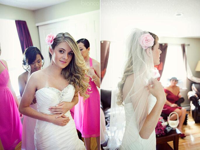 No olvides que el perfume es una parte muy importante de tu atuendo de boda. Foto: Bianca Valentim