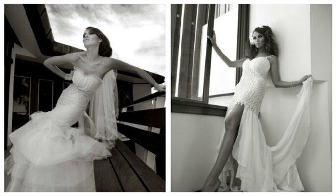 Las poses de las modelos han ido cambiando con el tiempo