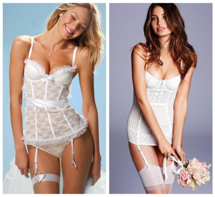 4448cb879 Sensualidade e conforto nas lingeries. Fotos  Victoria s Secret