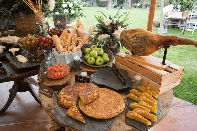 Bodega y Cocina