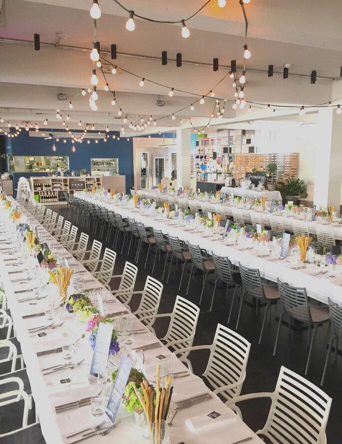 Hochzeit im Loft bei Stromberg*