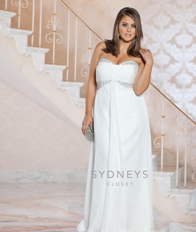 Vestidos de novia para chicas de talla grande - Sydney's Closet