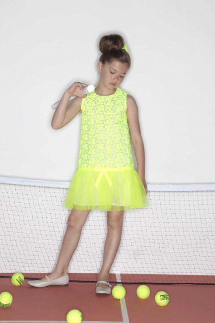 Collection Enfant Suzanne Ermann, modèle Rendez-vous - Photo : Suzanne Ermann