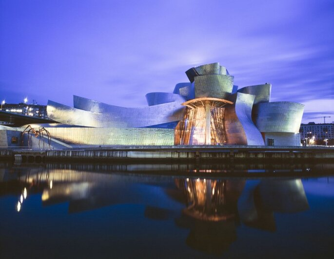 Музей Гуггенхайм Бильбао. Credits: Guggenheim Bilbao