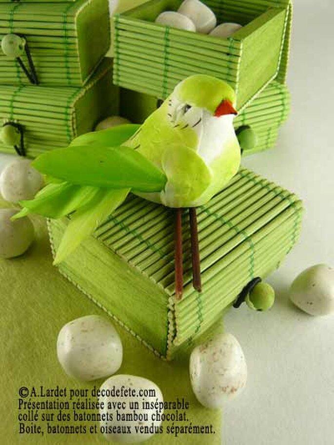 Forme, couleur et matière : à vous de choisir ! - Photo : decodefete.com