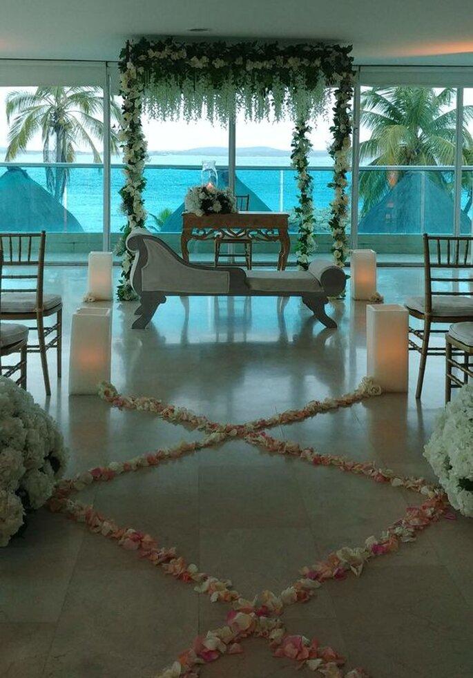 Gladys Novias y Eventos wedding planner Cartagena