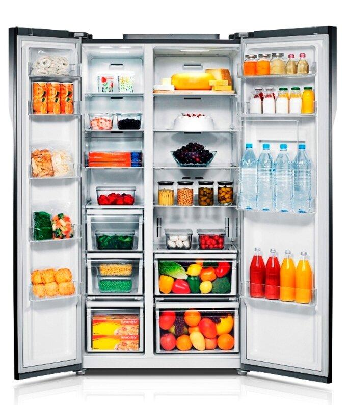 Arrange Refrigerator.