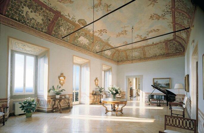 Villa Grazioli - Salone dei Putti