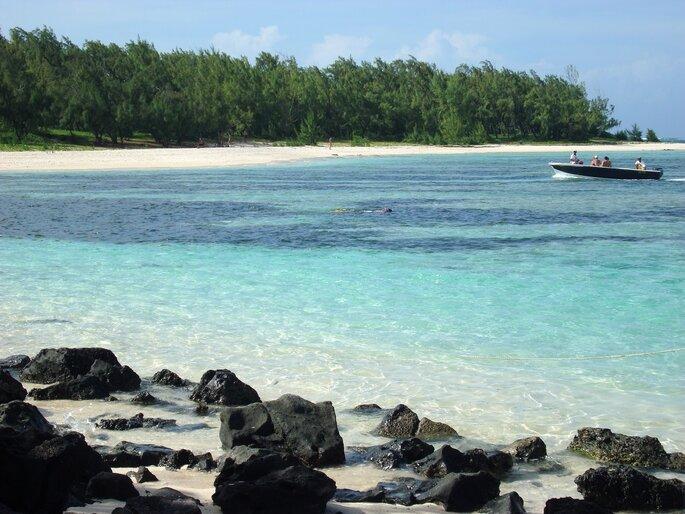 Photo : Île aux Cerfs - île Maurice
