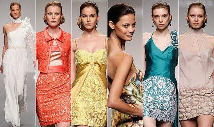 Brautmode Trends 2013 Ana Torres