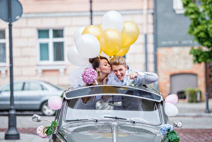 Créditos: Pareja de novios. Adas Vasiliauskas vía Shutterstock