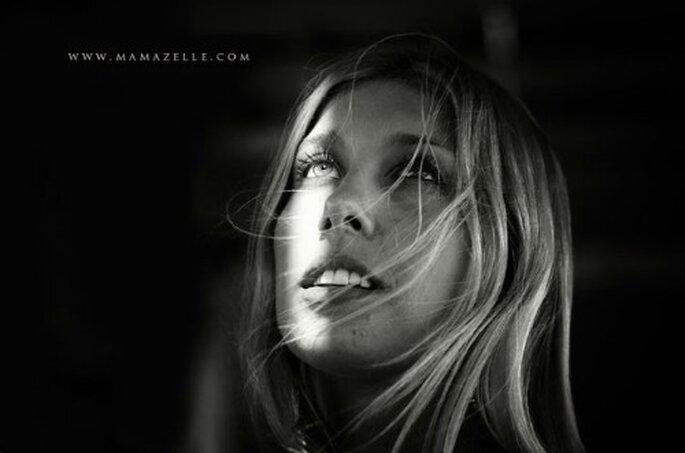 Misez sur un maquillage lumineux, romantique et naturel - Crédit photo : Mamazelle