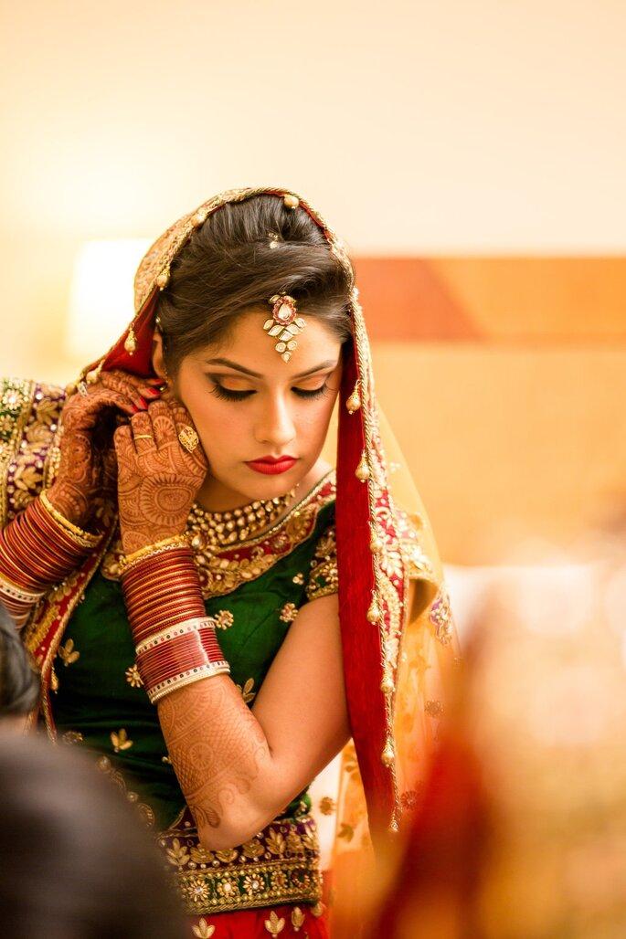 Makeup Artist: Manjeet Khehra.