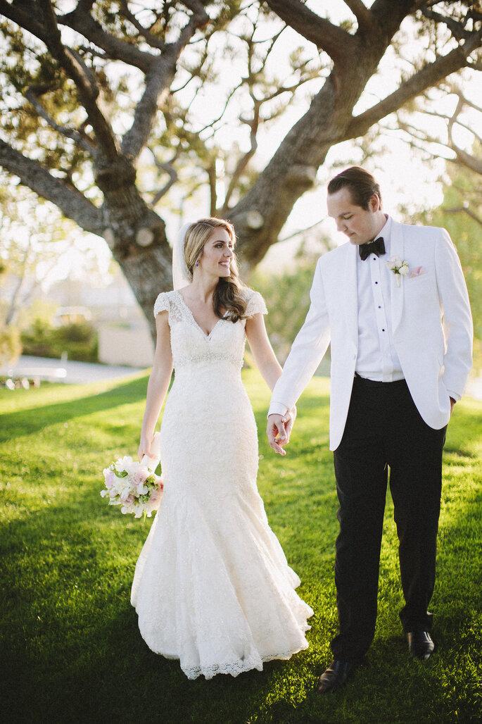 Es ist immer schön, sich von den wunderschönen Hochzeiten anderer Brautpaare inspirieren zu lassen. Foto: Matthew Morgan