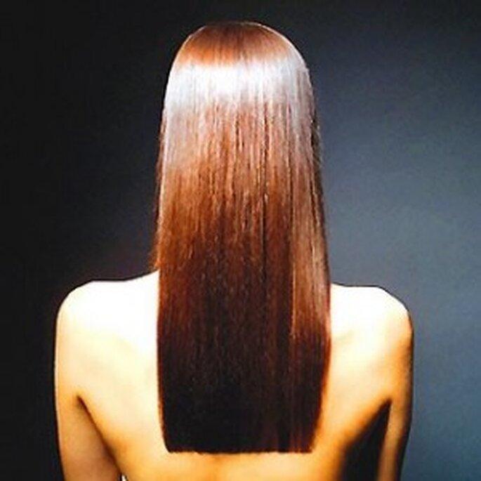 Novias de pelo lacio: Hay peinados preciosos para lucir